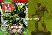 Eaglemoss DC Comics Super Hero Figurine Collection Swamp Thing Special